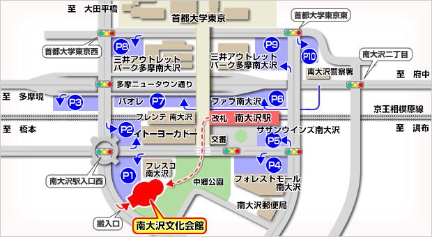 parking-map南大沢